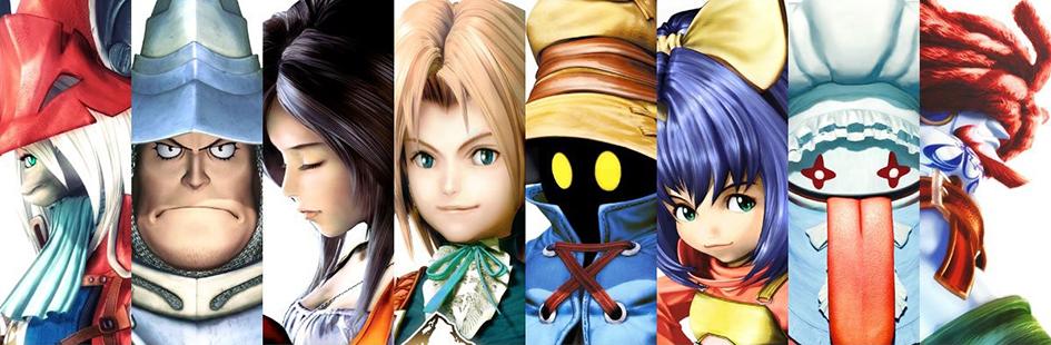 Square Enix将推出《最终幻想9》动画片 主面向儿童
