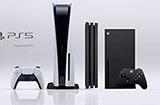PC5真机造型终于公布,有网友拿它跟PS4 pro等对比大小