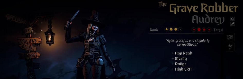 《暗黑地牢2》试玩视频公布 10月27日登陆Epic