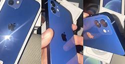 苹果也学会挂羊头卖狗肉了?iPhone12蓝色货不对板,被骂上热搜!