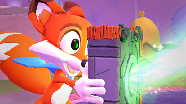 3D动作冒险《New Super Lucky's Tale》正式推出