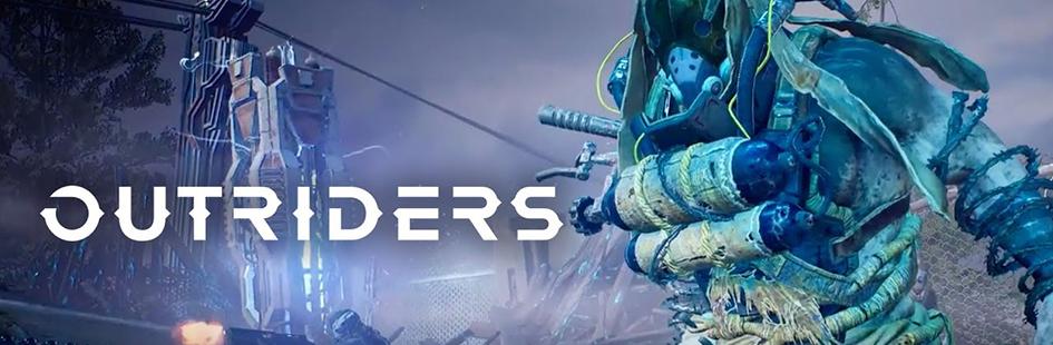 《Outriders》首个补丁推出 解决卡顿并开启跨平台联机