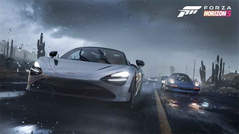 《极限竞速:地平线5》开发者谈XGP对设计的影响