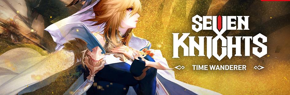 《七骑士》首款NS游戏《Seven Knights -Time Wanderer-》eShop开放预购