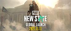 《绝地求生:New State》手游宣布11月11日双平台上线