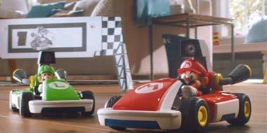 任天堂要重新定义赛车游戏?