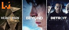 《底特律》《暴雨》《超凡双生》Steam平台6月18日发售