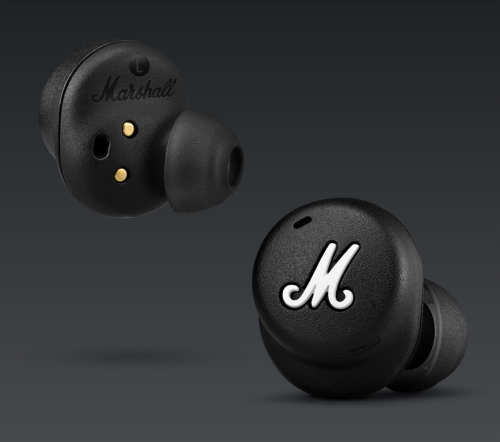Marshall 发布真无线耳机 Mode II-2.jpg