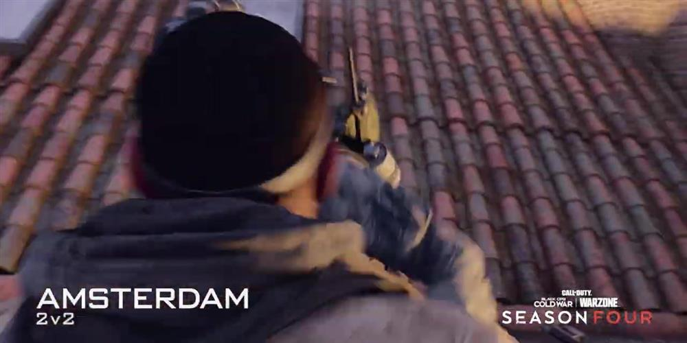 《COD17》和战区第四季预告片发布  会与大逃杀故事情节有关