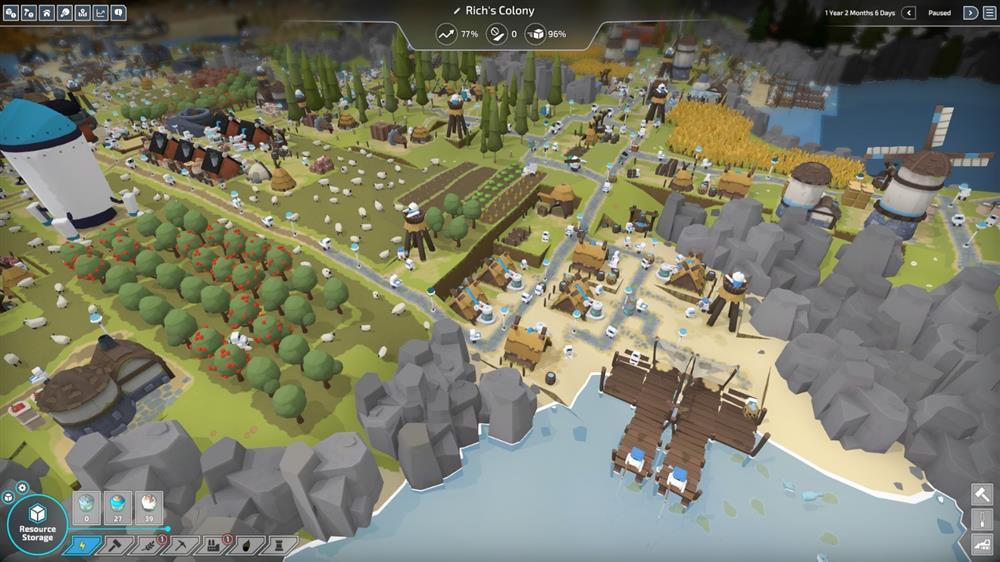 城市建造《殖民者》登陆PS4XBONS