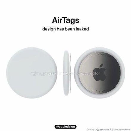 苹果又推神器产品  AirTags可以找回丢失的东西