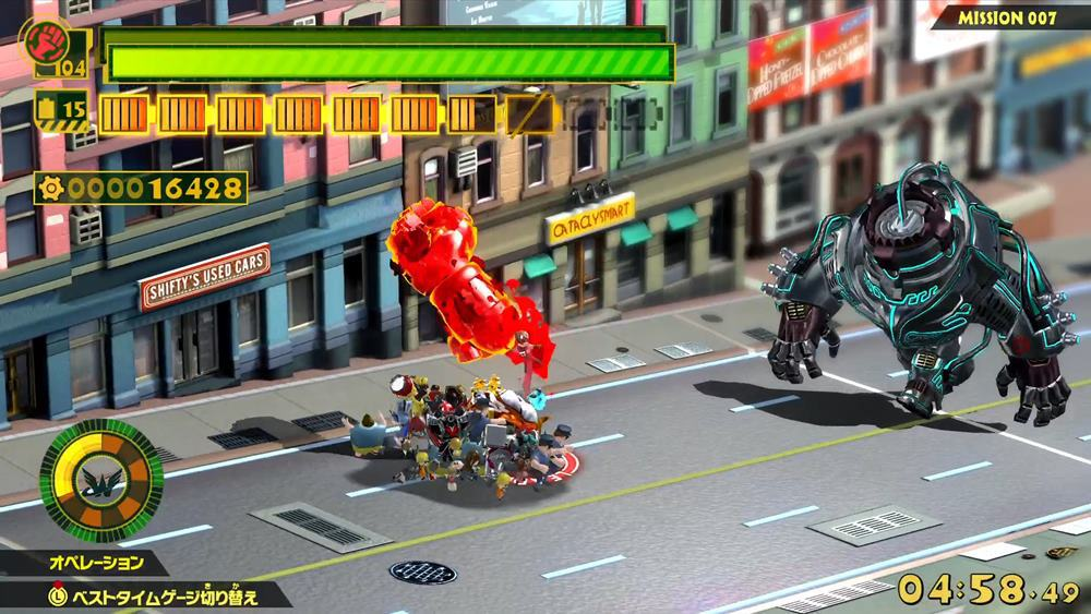 《神奇101重制版》最新DLC  新游戏模式上线