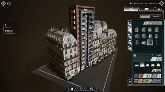 沙盒建筑《筑梦师:巴黎》2月25日Steam发售