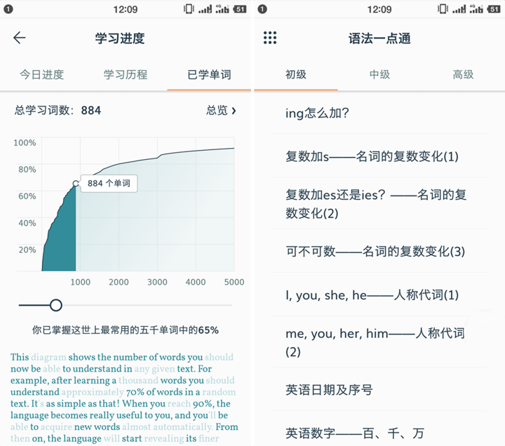 应用日推荐  用AI人工智能帮助你学习外语《Lingvist》