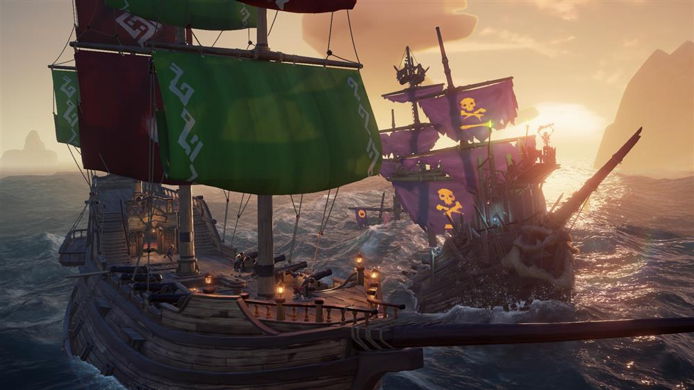 Steam一周销量排行榜:《盗贼之海》登顶