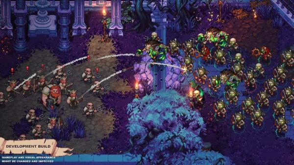 动作RPG《The Unliving》2021年Steam推出