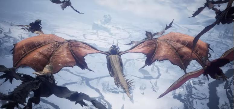 北欧神话MMORPG《奥丁:神叛》将推出中文版