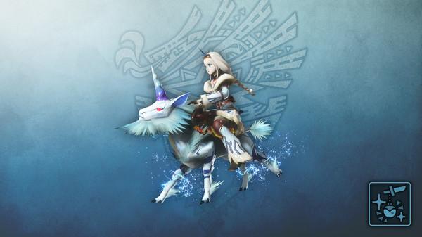 《怪物猎人世界:冰原》推出免费DLC饰物