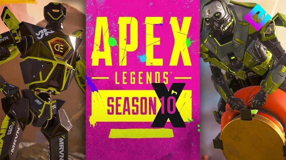 《Apex英雄》第十季预告片发布  新传奇赛尔登场