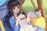 游戏日推荐  集养猫、装扮、消除于一体《喵与筑》