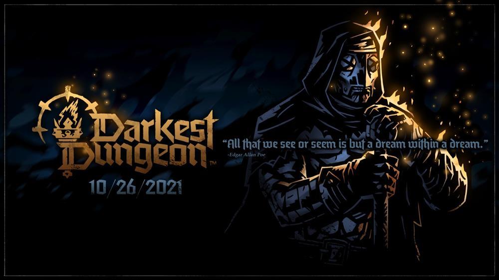 Epic限时独占《暗黑地牢2》 10月26日开启抢先体验