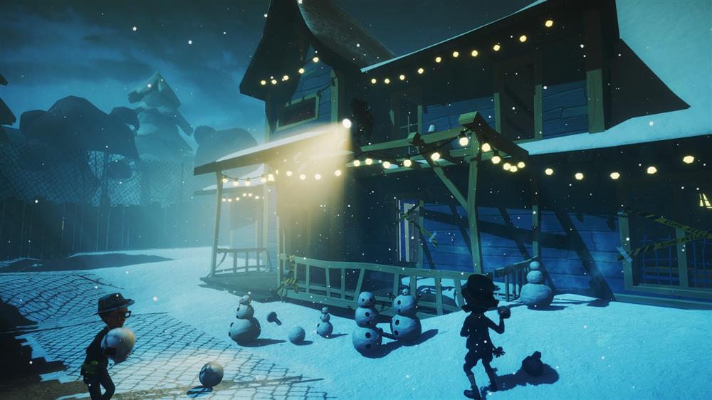 《神秘邻居》将登PS4/Switch和iOS平台