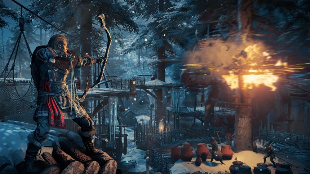 《刺客信条:英灵殿》DLC德鲁伊之怒4月29日推出