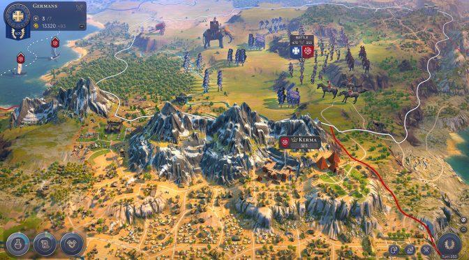 策略游戏《人类》IGN评7分 创意棒AI设计一般