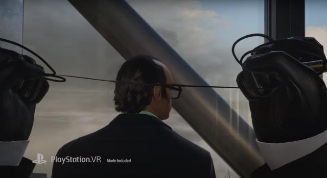 体验第一人称暗杀《杀手3》支持VR 明年1月发售