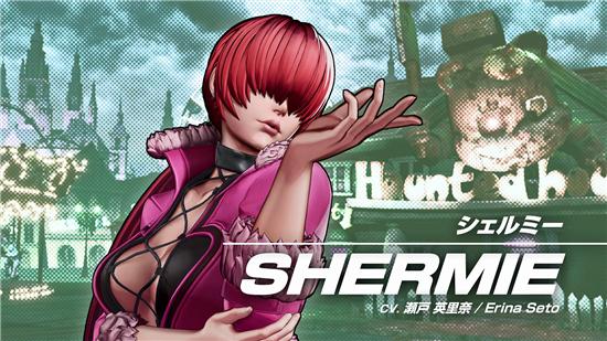 《拳皇15》角色新预告:夏尔米亮相
