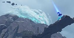 风霜冰雪之境 《原神》龙脊雪山场景纪录片曝光