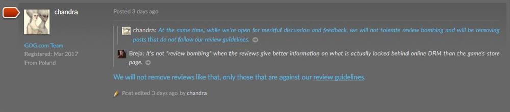 GOG回应《杀手:年度版》差评轰炸  退款可以 乱刷差评不行