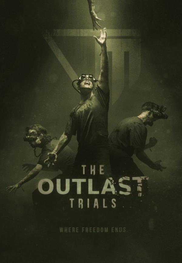 《绝命精神病院》系列新作《Outlast Trials》曝光