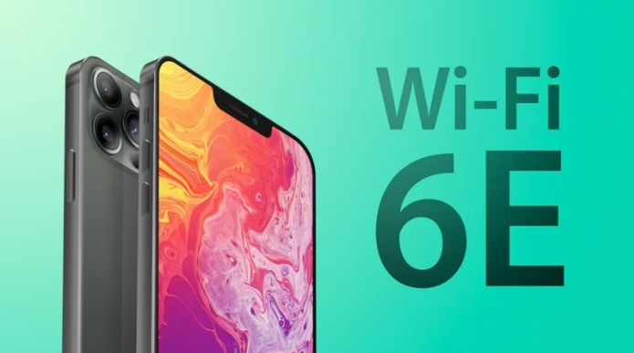 苹果 iPhone 13/Pro 系列支持 Wi-Fi 6E