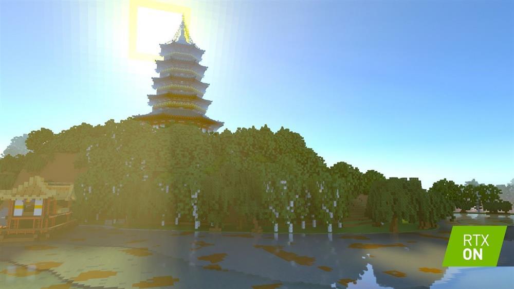 《我的世界》中国版RTX Beta版正式上线