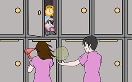 塑料情侣的日常第8关攻略  塑料情侣的日常攻略8关