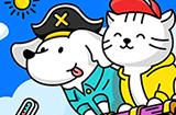应用日推荐  可爱的宠物风天气预报《Cats & Dogs Weather》
