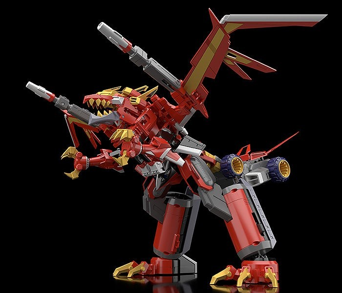 GSC《SSSS.电光机王》合体龙人模型开售