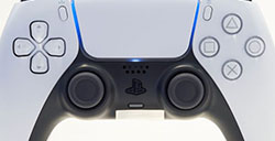 PS5手柄评测细节  玩家编号可用光点表示!