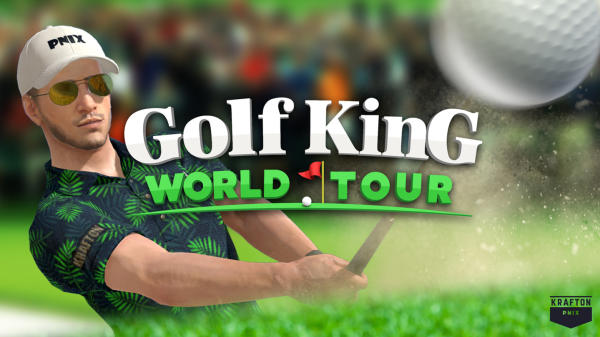 《Golf King World Tour 高杆王者:世界巡回赛》双平台推出