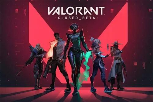 拳头射击新游《Valorant》今日公测开启
