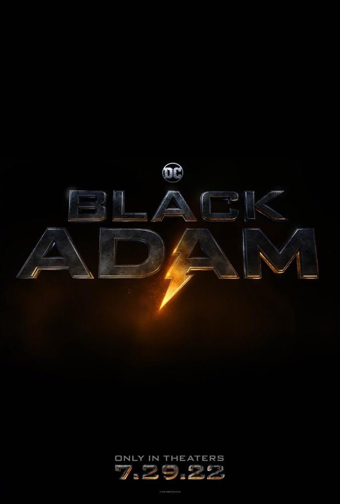 DC《黑亚当》定档 明年7月29日北美上映