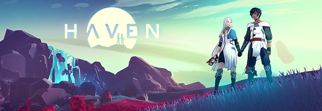 太空情侣冒险游戏《避风港》(Haven)现已上市