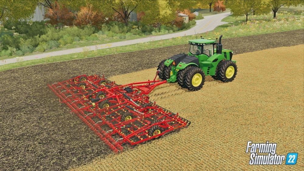 《模拟农场22》游戏预告公布  将于11月22日发售