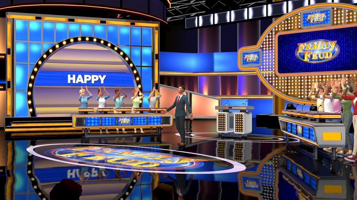 育碧11月将推出同名综艺改编问答游戏《家庭问答》