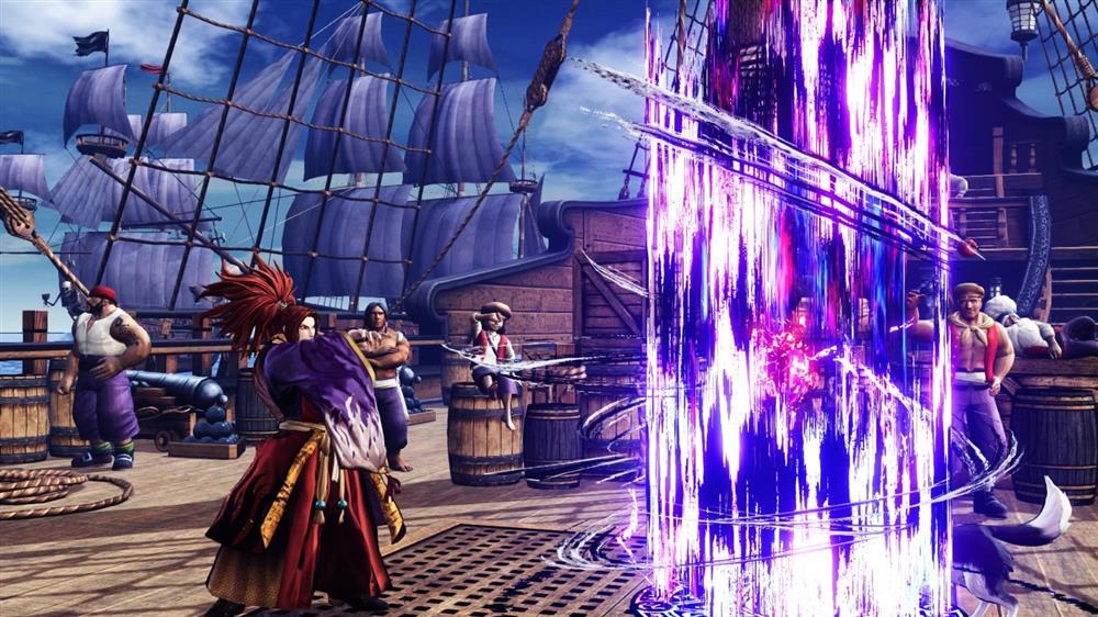《侍魂 晓》Steam版本上线  DLC角色及机票同步上线
