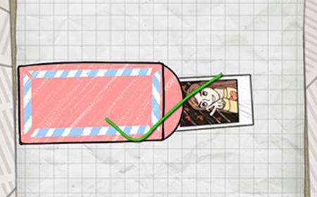 最囧游戏4第7关攻略  取出信封中的照片
