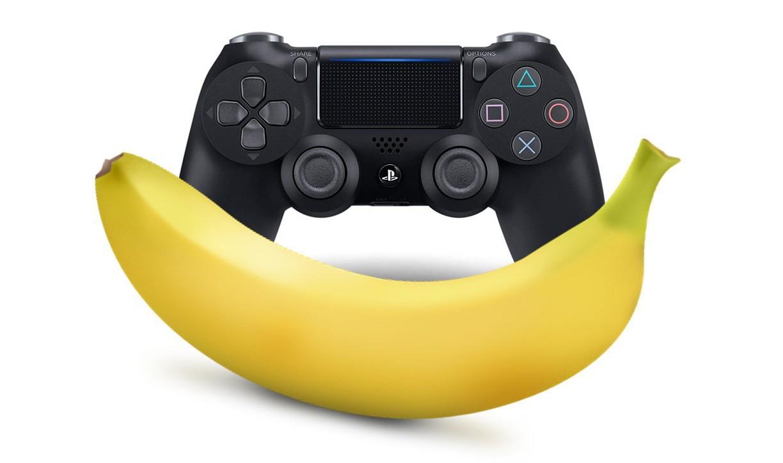 """索尼新""""外设""""专利曝光 可让橘子香蕉成为手柄"""
