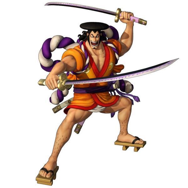 《海贼无双4》发售超100万套_传说武士「光月御田」参战