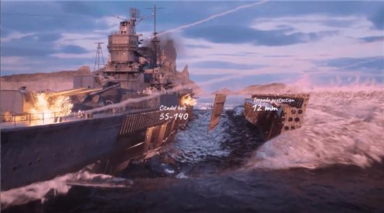 《战舰世界:传奇》今日登陆PS5主机:比PC版养成速度更快
